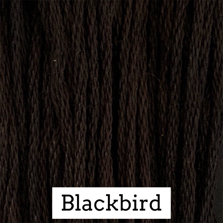 Blackbird Classic Colorworks 6 Strand Hand-Dyed Embroidery Floss