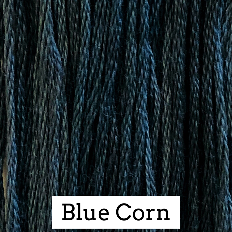 Blue Corn Classic Colorworks 6 Strand Hand-Dyed Embroidery Floss
