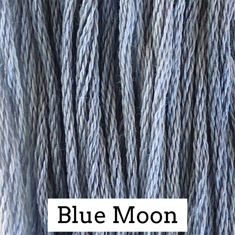 Blue Moon Classic Colorworks 6 Strand Hand-Dyed Embroidery Floss