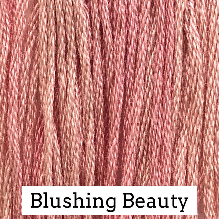 Blushing Beauty Classic Colorworks 6 Strand Hand-Dyed Embroidery Floss