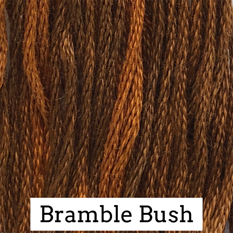 Bramble Bush Classic Colorworks 6 Strand Hand-Dyed Embroidery Floss