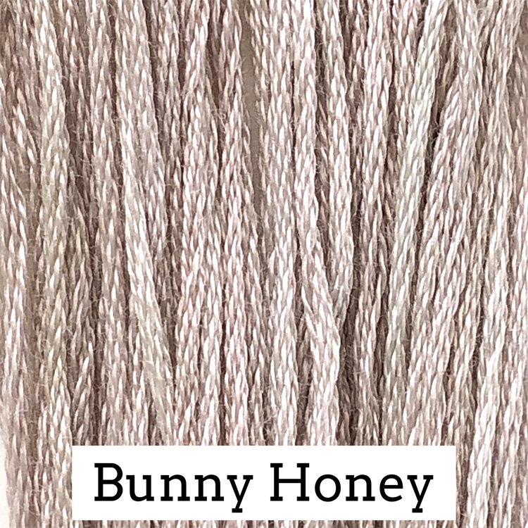 Bunny Honey Classic Colorworks 6 Strand Hand-Dyed Embroidery Floss