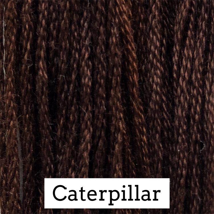 Caterpillar Classic Colorworks 6 Strand Hand-Dyed Embroidery Floss
