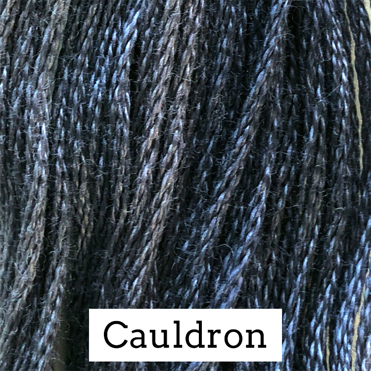 Cauldron Classic Colorworks 6 Strand Hand-Dyed Embroidery Floss