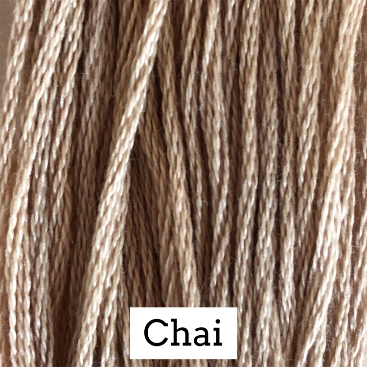 Chai Classic Colorworks 6 Strand Hand-Dyed Embroidery Floss
