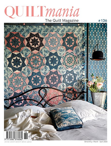 Quiltmania Magazine 136 Mar/Apr 2020