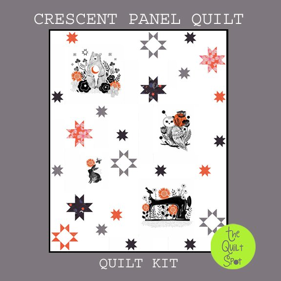 Crescent Quilt Top Kit by Sarah Watts
