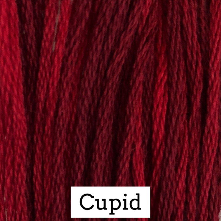 Cupid Classic Colorworks 6 Strand Hand-Dyed Embroidery Floss