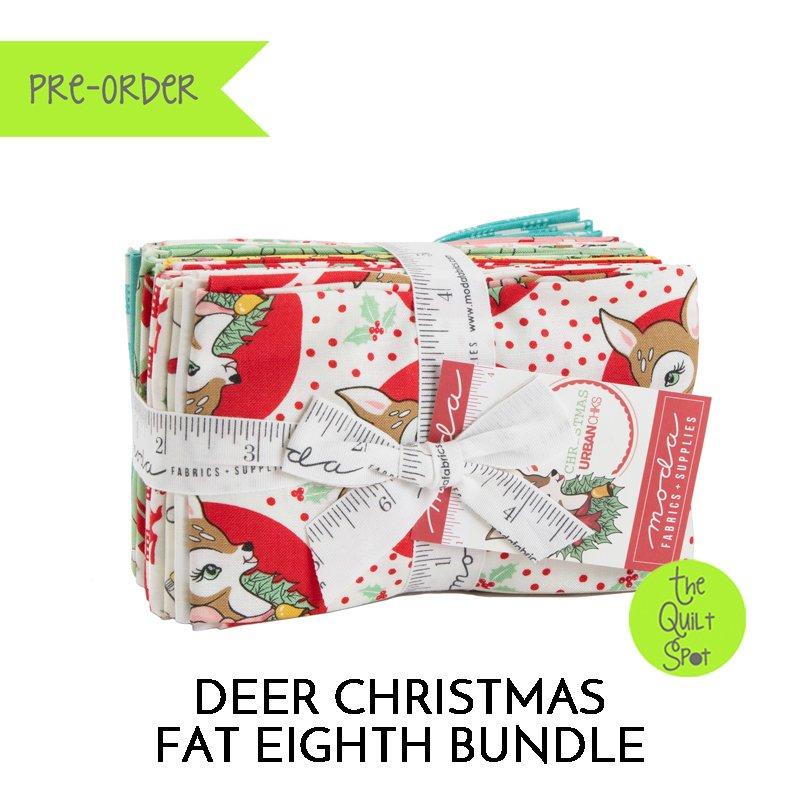 Deer Christmas Fat Eighth Bundle