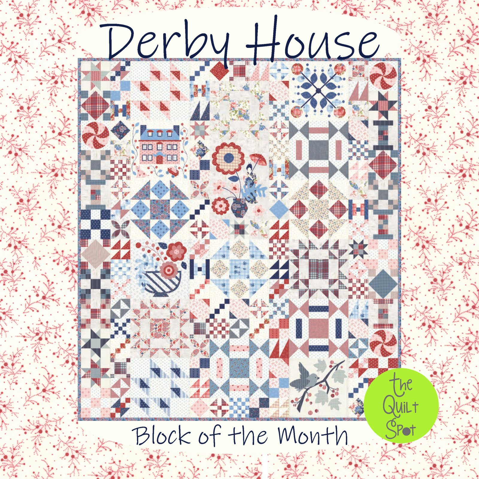 Derby House Block of the Month