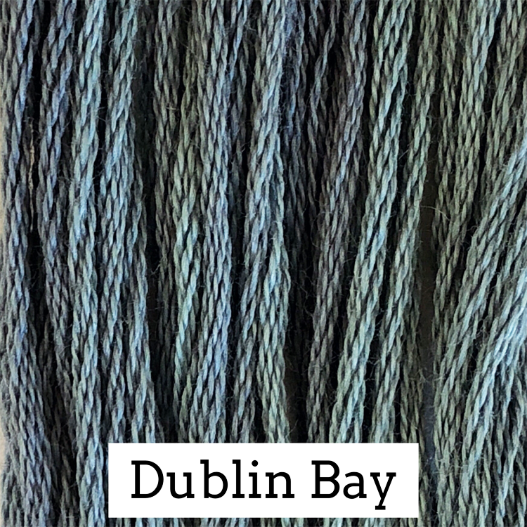 Dublin Bay Classic Colorworks 6 Strand Hand-Dyed Embroidery Floss