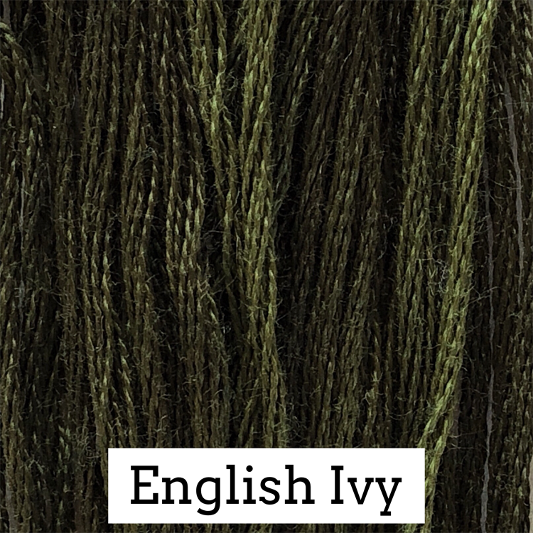 English Ivy Classic Colorworks 6 Strand Hand-Dyed Embroidery Floss