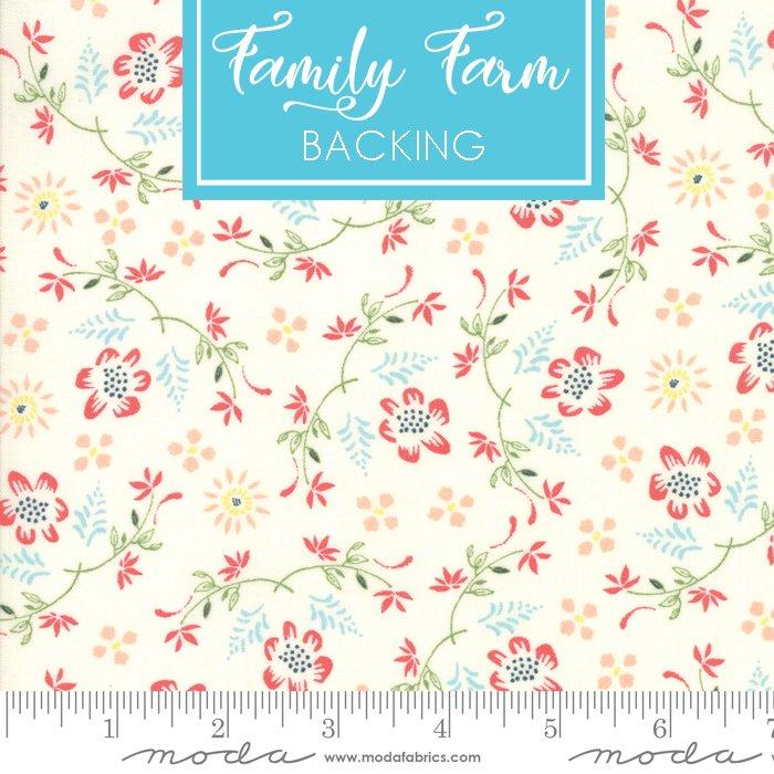 Family Farm Backing
