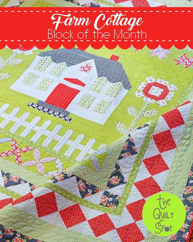 Fig Tree Farm Cottage Block Of The Month