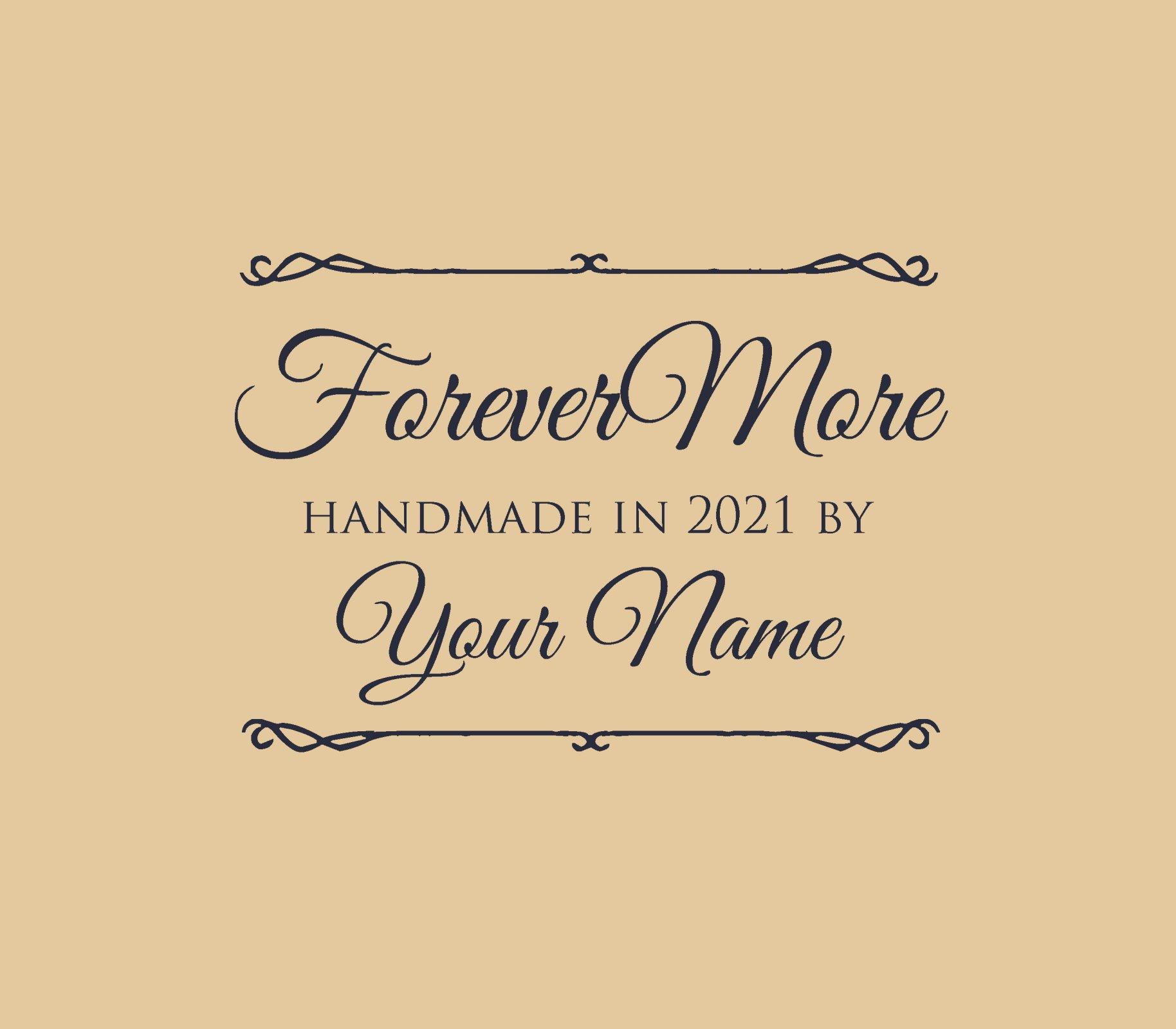 ForeverMore Custom Label