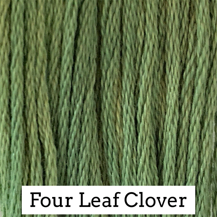 Four Leaf Clover Classic Colorworks 6 Strand Hand-Dyed Embroidery Floss