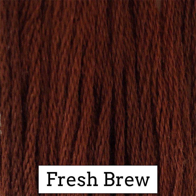 Fresh Brew Classic Colorworks 6 Strand Hand-Dyed Embroidery Floss