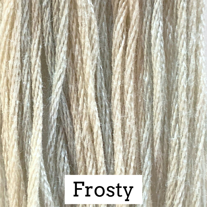 Frosty Classic Colorworks 6 Strand Hand-Dyed Embroidery Floss