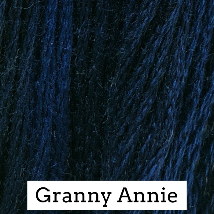 Granny Annie Classic Colorworks 6 Strand Hand-Dyed Embroidery Floss