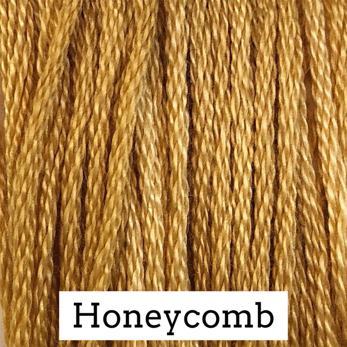 Honey Comb Classic Colorworks 6 Strand Hand-Dyed Embroidery Floss