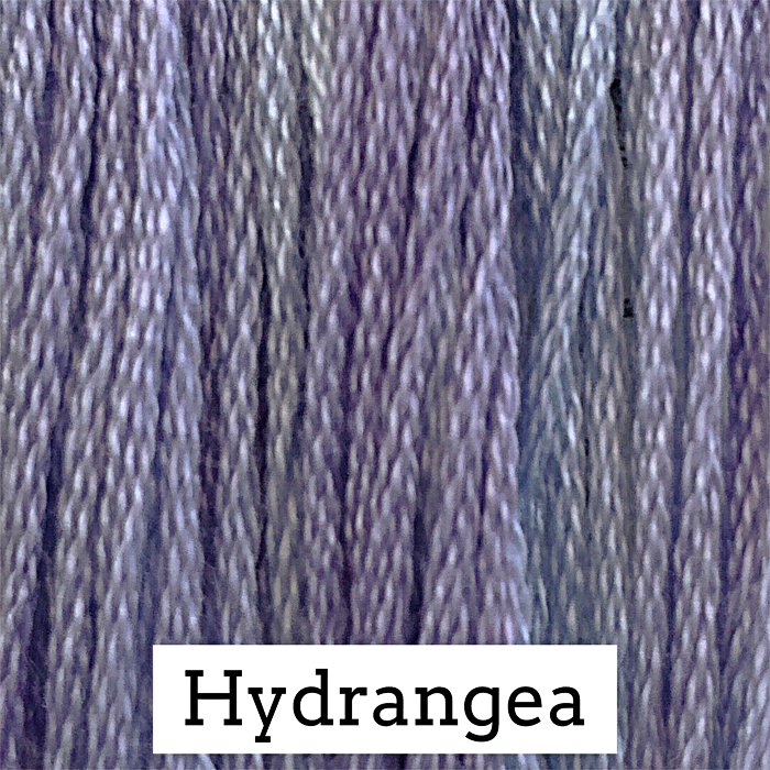 Hydrangea Classic Colorworks 6 Strand Hand-Dyed Embroidery Floss