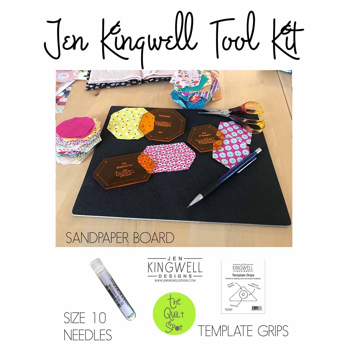 Jen Kingwell Tool Kit