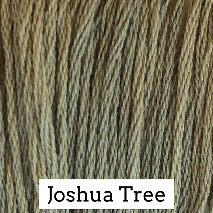 Joshua Tree Classic Colorworks 6 Strand Hand-Dyed Embroidery Floss