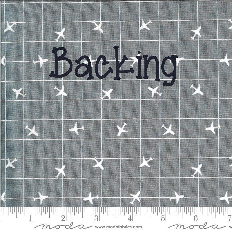 Let's Fly Backing Set