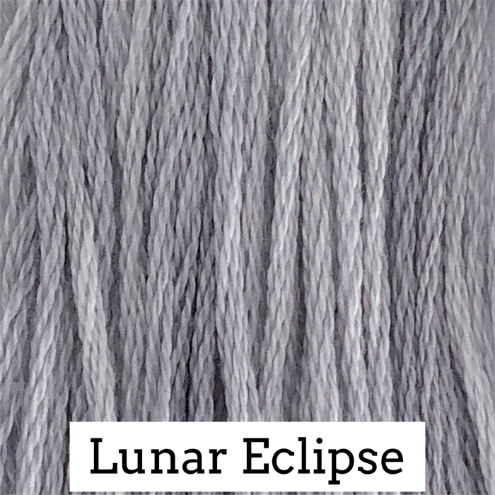 Lunar Eclipse Classic Colorworks 6 Strand Hand-Dyed Embroidery Floss