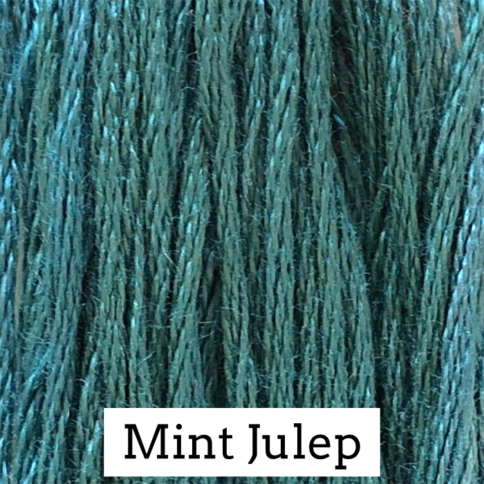 Mint Julep Classic Colorworks 6 Strand Hand-Dyed Embroidery Floss