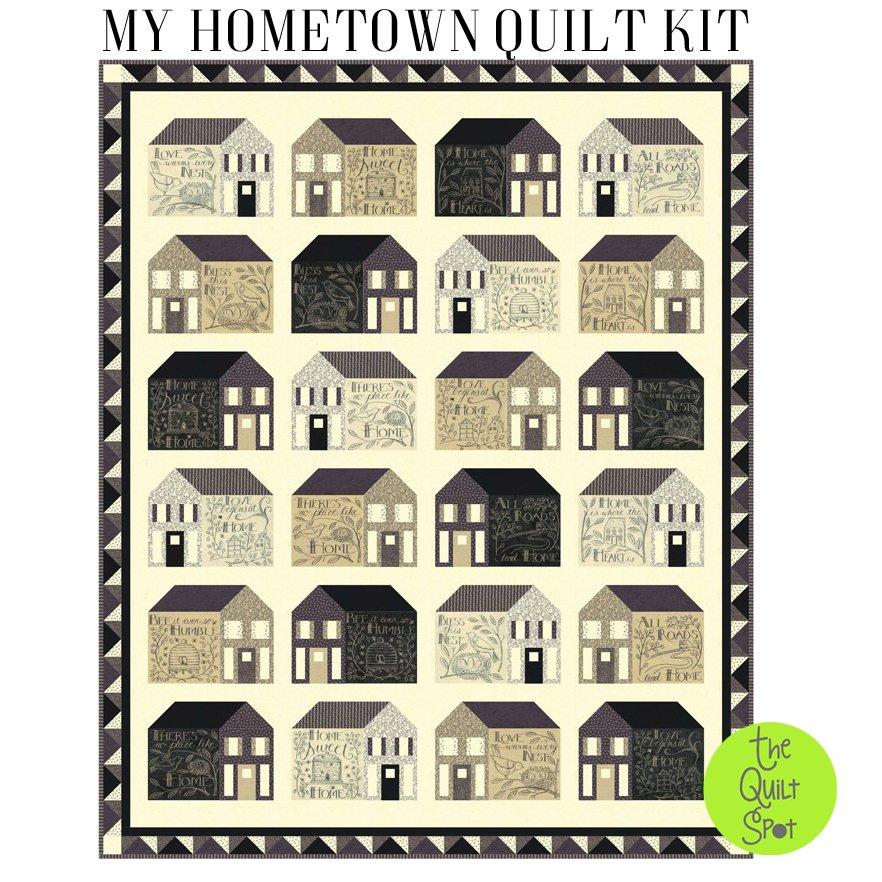 My Hometown Quilt Kit