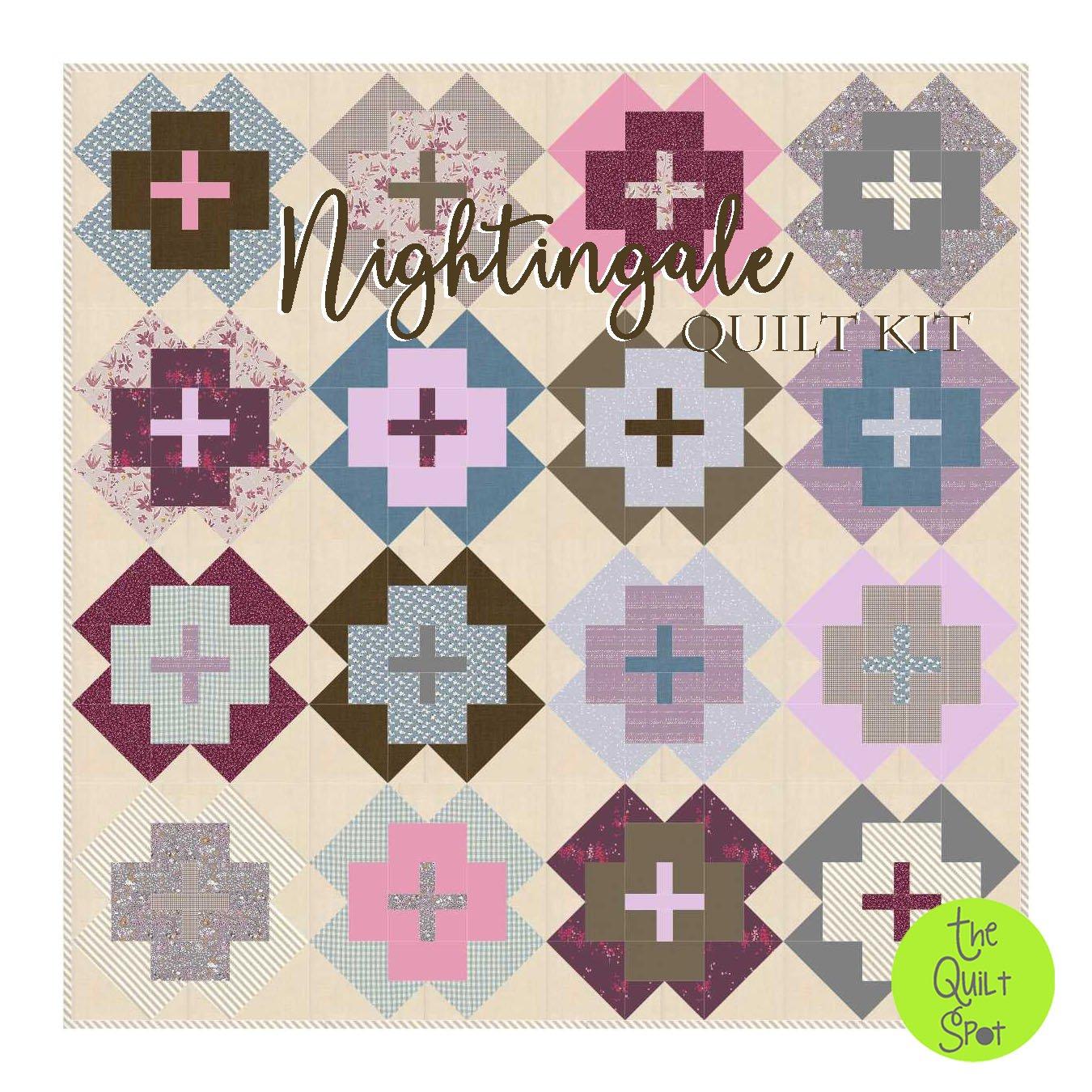 Nightingale Quilt Kit