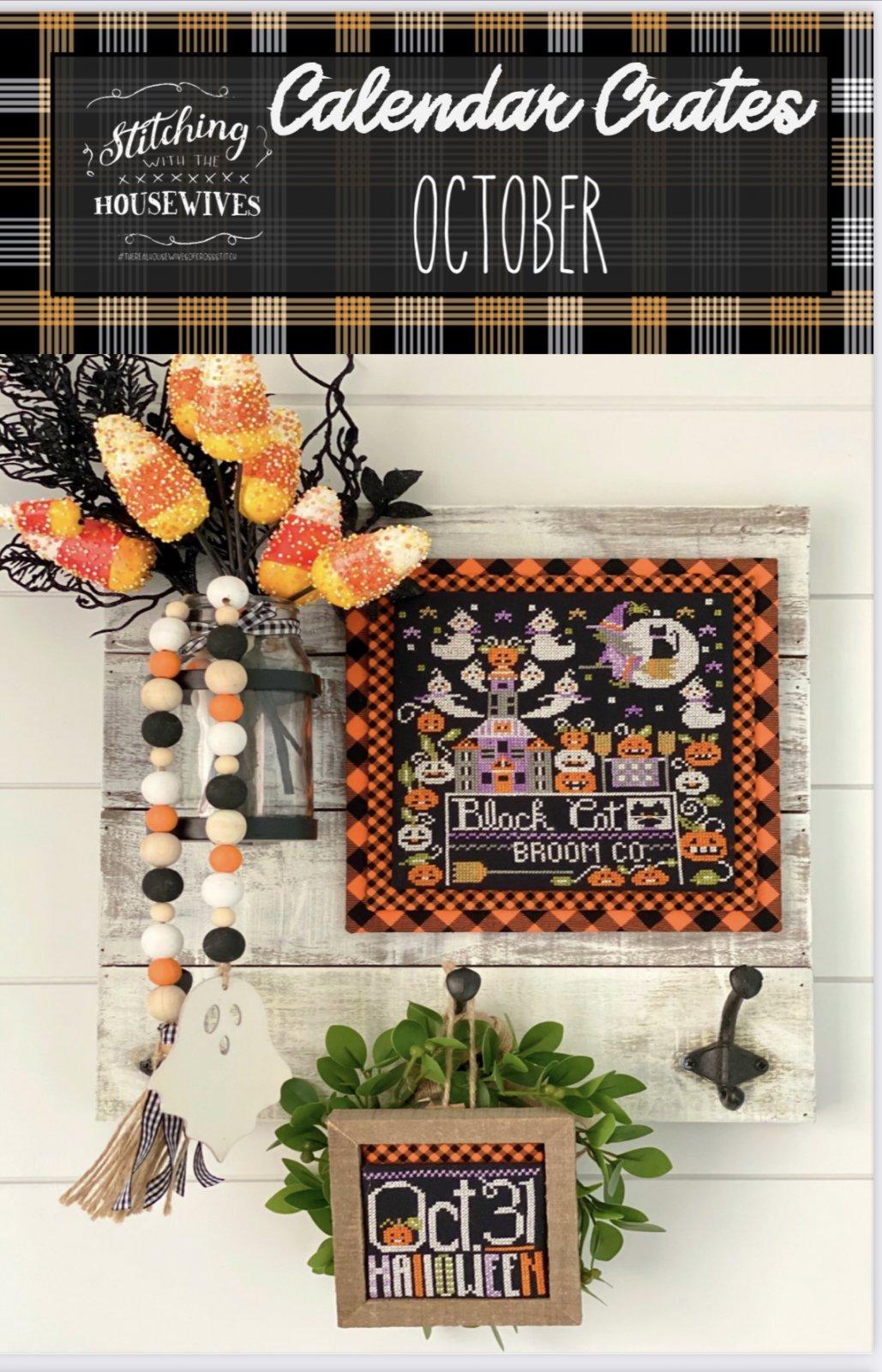 Calendar Crates October