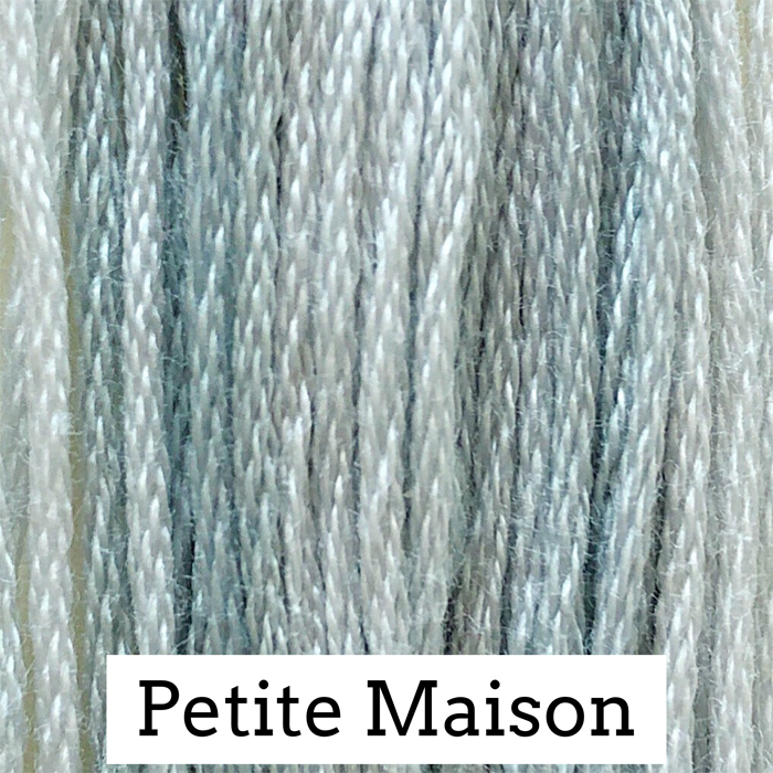 Petite Maison Classic Colorworks 6 Strand Hand-Dyed Embroidery Floss