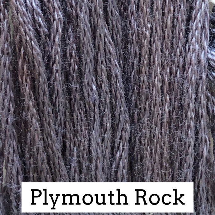 Plymouth Rock Classic Colorworks 6 Strand Hand-Dyed Embroidery Floss