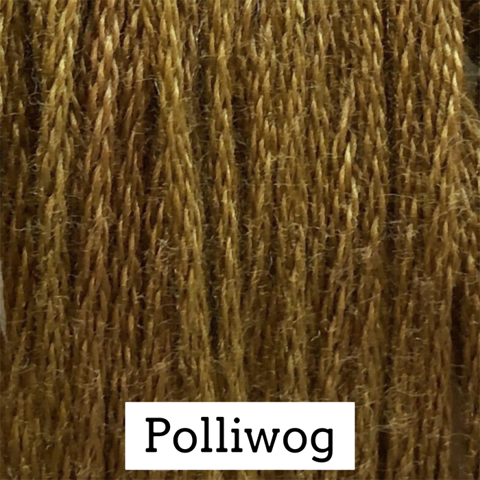Polliwog Classic Colorworks 6 Strand Hand-Dyed Embroidery Floss