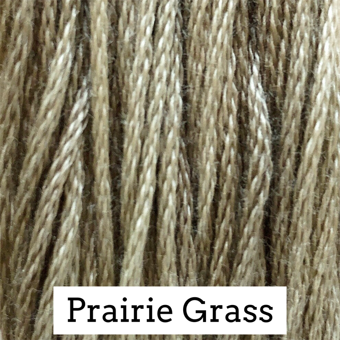 Prairie Grass Classic Colorworks 6 Strand Hand-Dyed Embroidery Floss