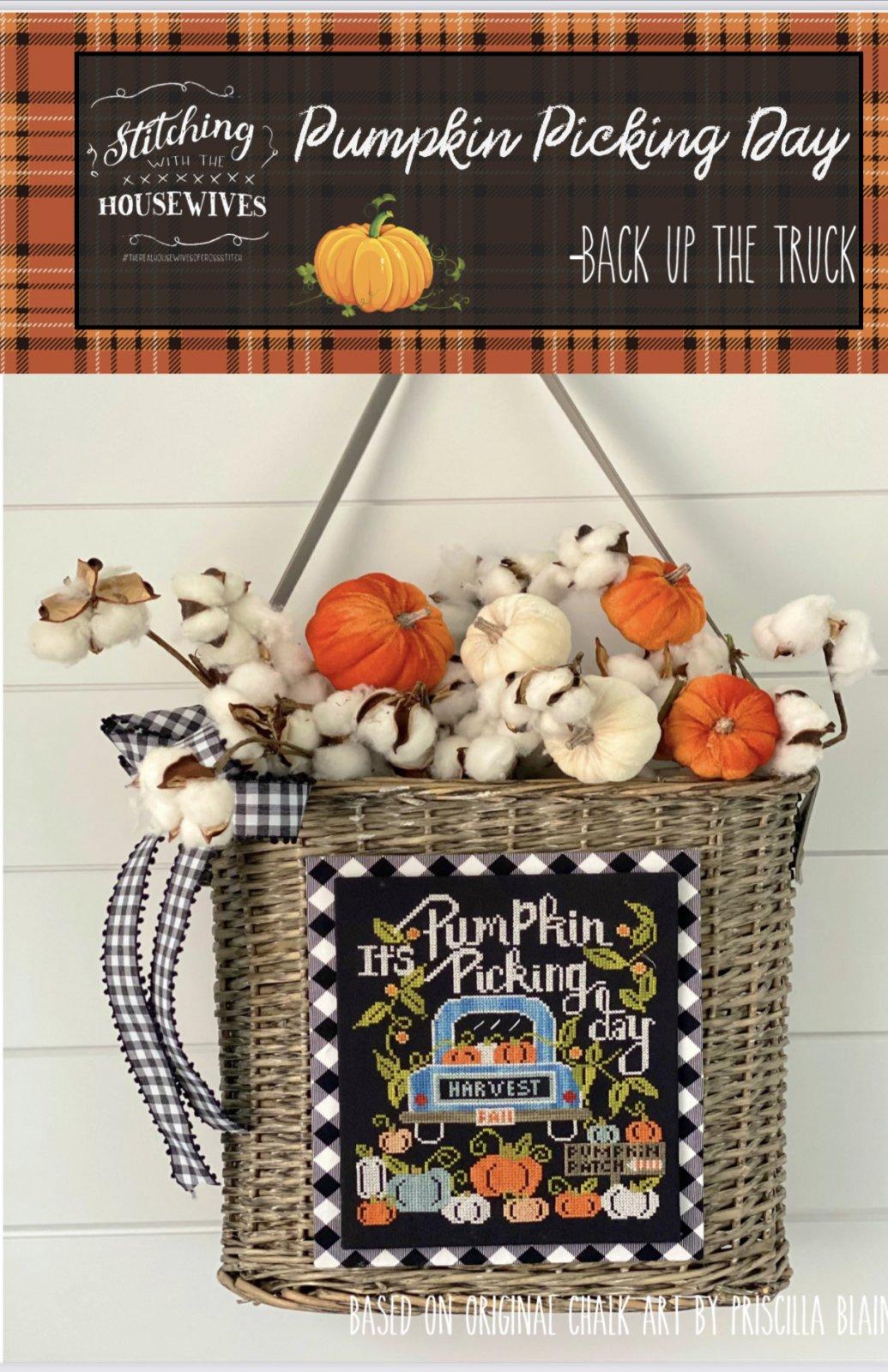 Pumpkin Picking Day