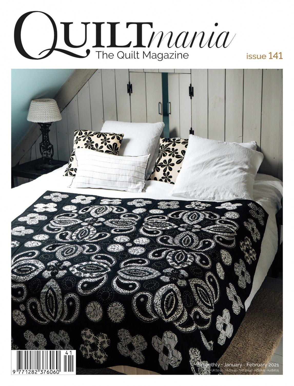 Quiltmania Magazine 141 Jan-Feb 2021