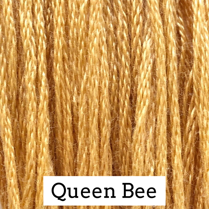 Queen Bee Classic Colorworks 6 Strand Hand-Dyed Embroidery Floss