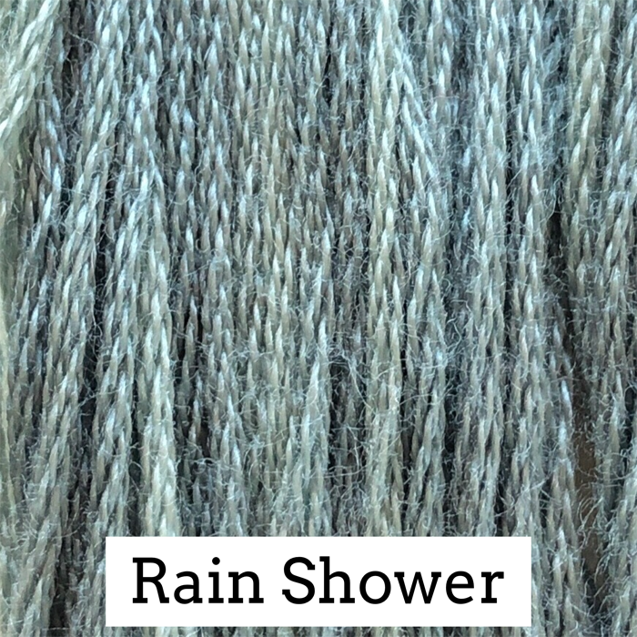 Rain Shower Classic Colorworks 6 Strand Hand-Dyed Embroidery Floss
