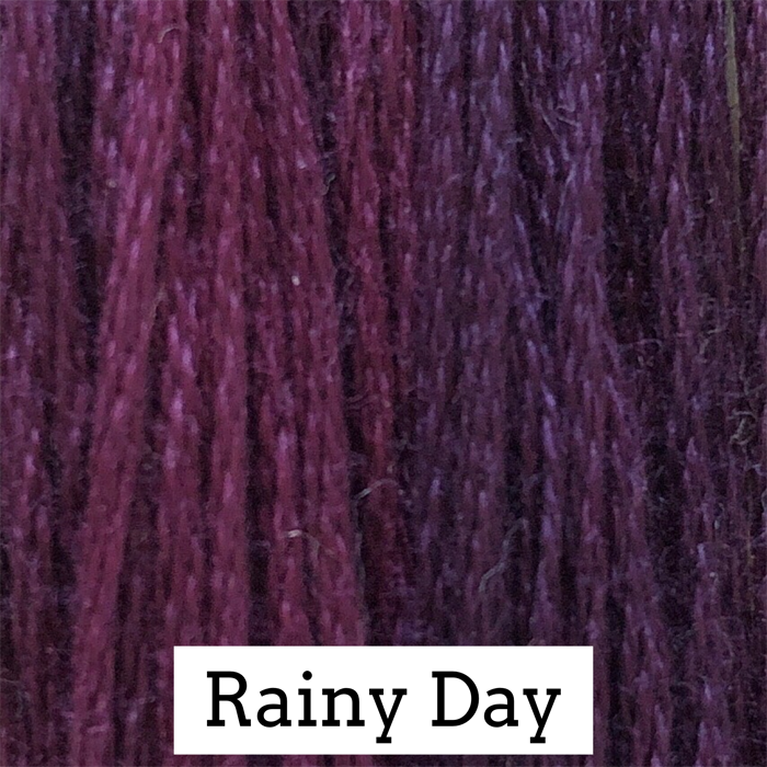 Rainy Day Classic Colorworks 6 Strand Hand-Dyed Embroidery Floss