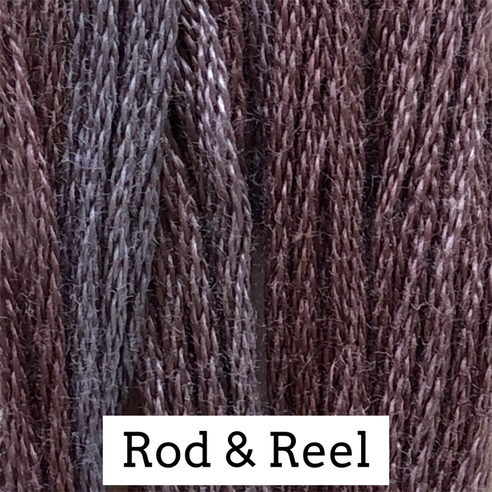 Rod & Reel Classic Colorworks 6 Strand Hand-Dyed Embroidery Floss