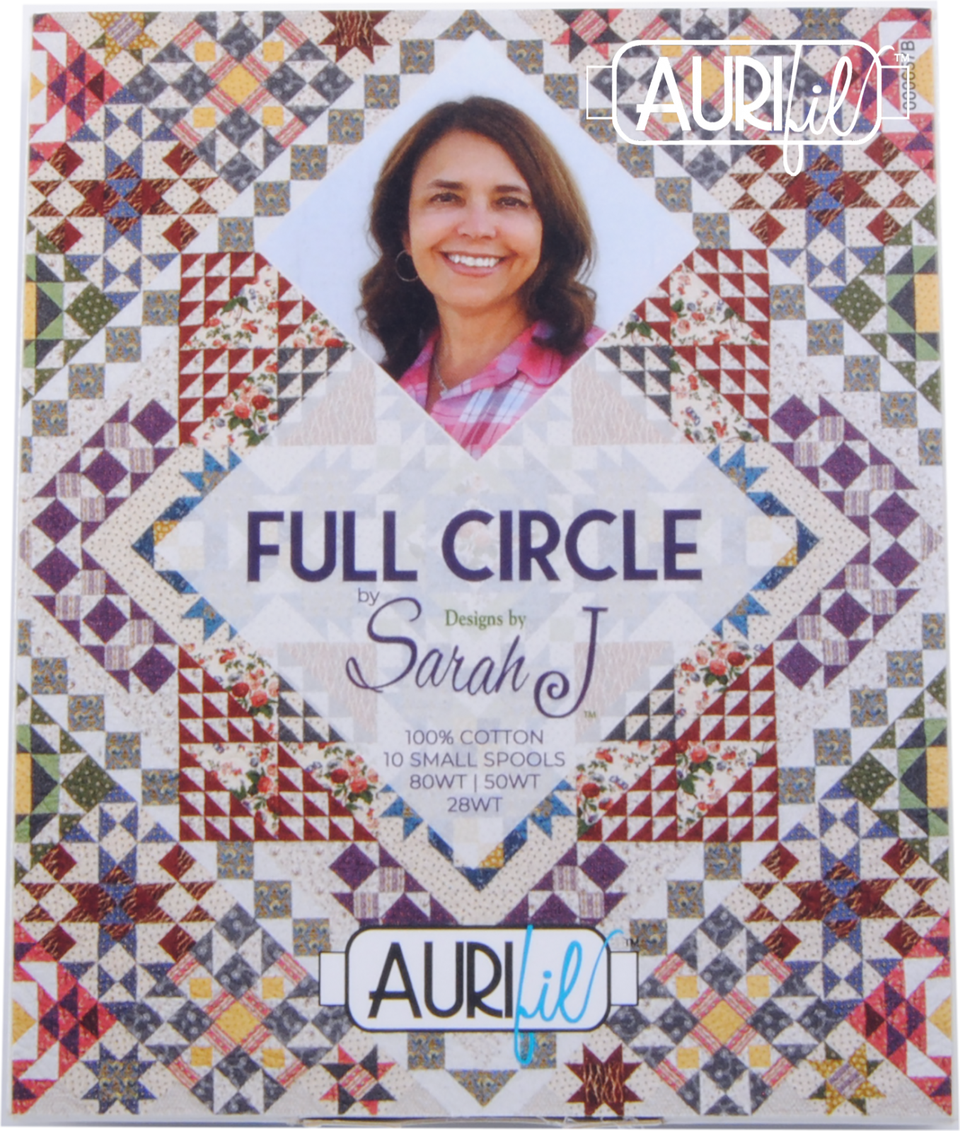 Full Circle Thread Pack - Swivel Mystery Quilt