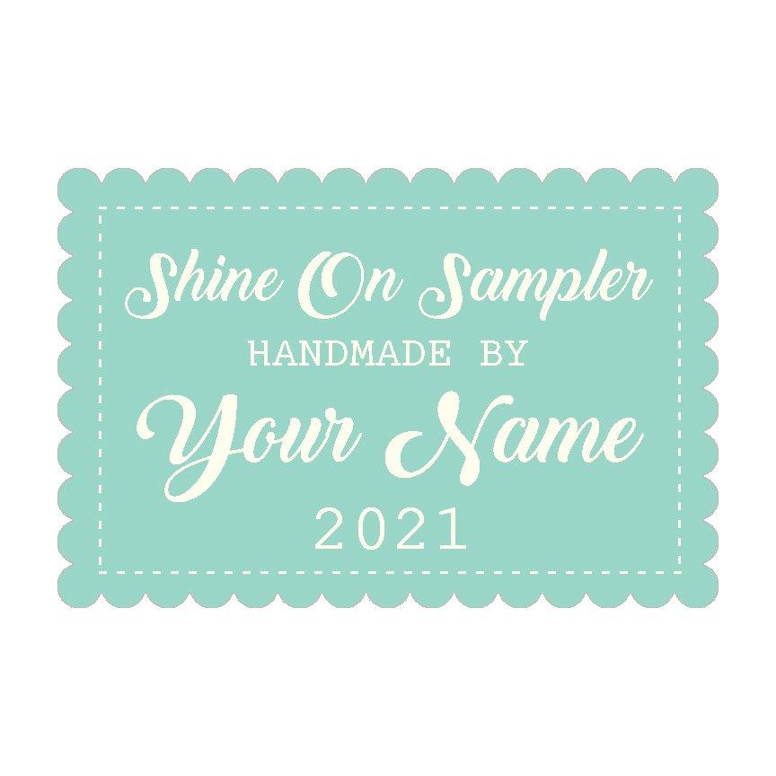 Shine On Custom Label