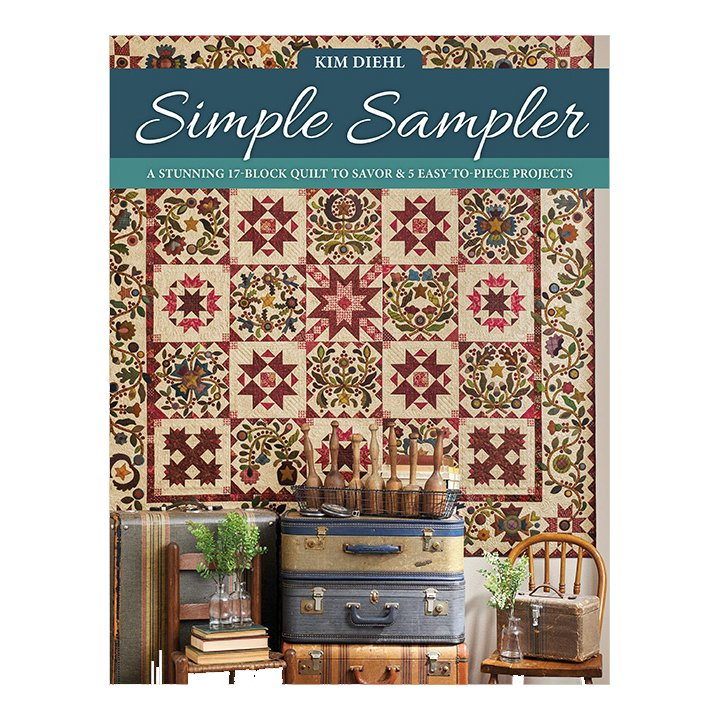 Simple Sampler - Book Only