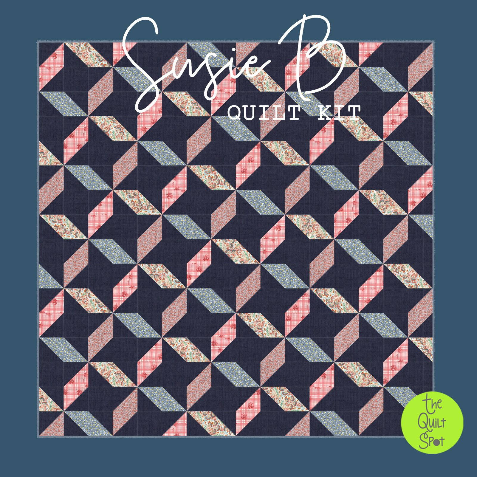 Susie B Fabric Kit - Fabric Only