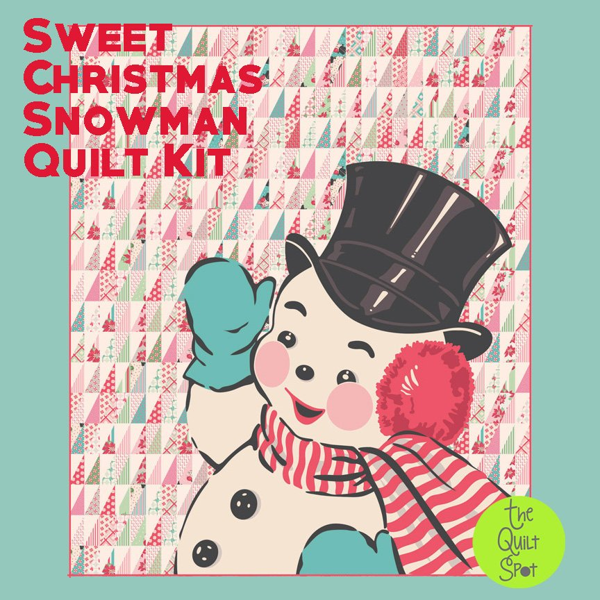Sweet Christmas Snowman Kit