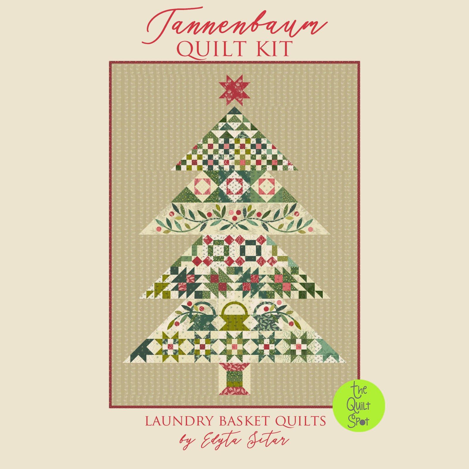 Tannenbaum Quilt Kit