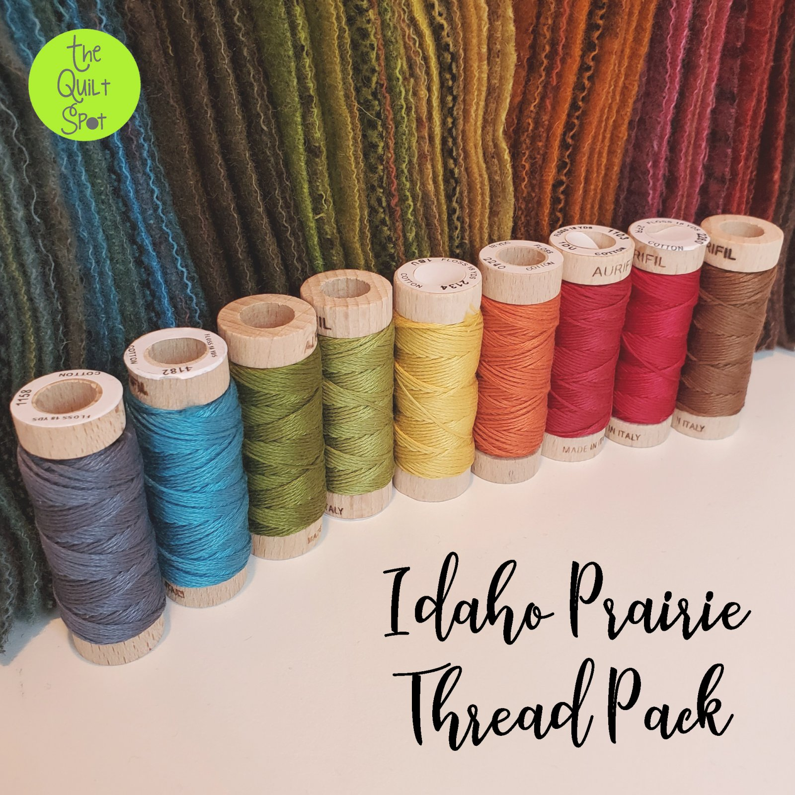 Idaho Prairie Thread Pack